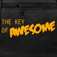 Design ~ Key of Awesome Duffle Bag