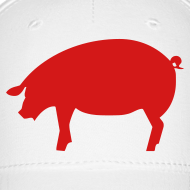 Design ~ Pig Baseball Hat