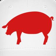 Design ~ Pig Baseball Hat