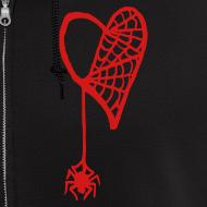 Design ~ Cobweb Heart Hoodie