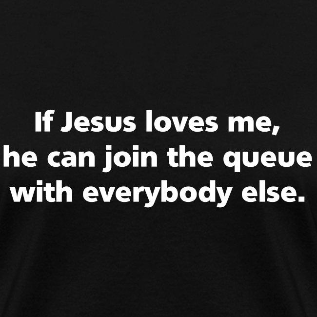 WOMENS SIMPLE: If Jesus loves me