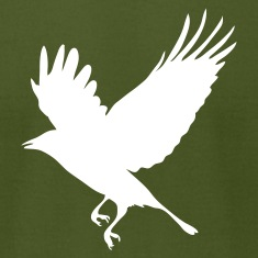 Olive Crow - Blackbird T-Shirts