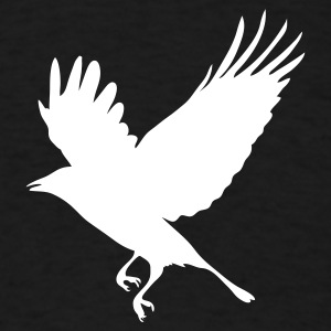 Black Crow - Blackbird T-Shirts - Men's T-Shirt