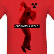 Design ~ CHERNOBYL CHILD DANCE RED