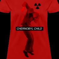 Design ~ CHERNOBYL CHILD DANCE RED