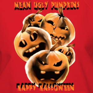 Mean and Ugly Pumpkins - Women's Hoodie