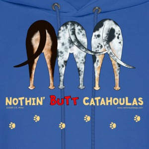 Nothin' Butt Catahoulas Sweatshirt - Men's Hoodie