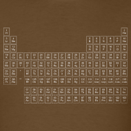 Design ~ LEONARD'S PERIODIC TABLE T-Shirt