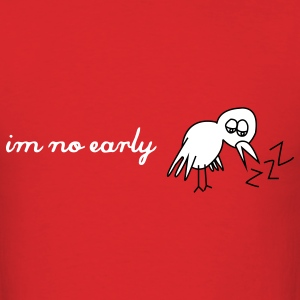 Early birdy - Men's T-Shirt
