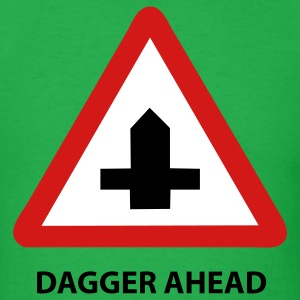 dagger traffic t-shirts - Men's T-Shirt