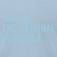 Design ~ Shofar - Vuvuzela - Blue