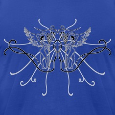 guardianangels2_warp_copy T-Shirts