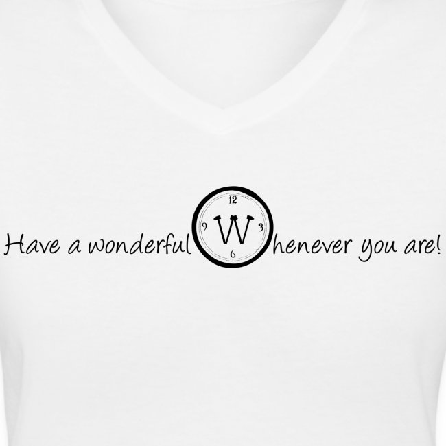Whenever You Are!