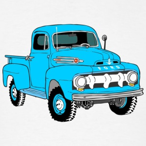 Ford F1 Truck Shirt - Men's T-Shirt