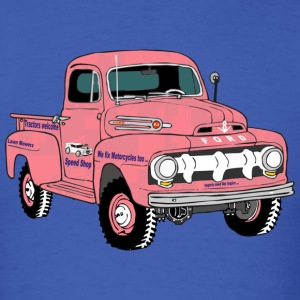 Speed Shop Truck Shirt - Men's T-Shirt