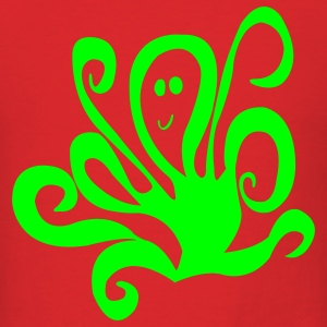 Octopus t-shirts - Men's T-Shirt