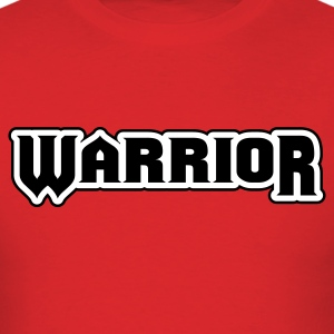 Red Warrior T-Shirts - Men's T-Shirt