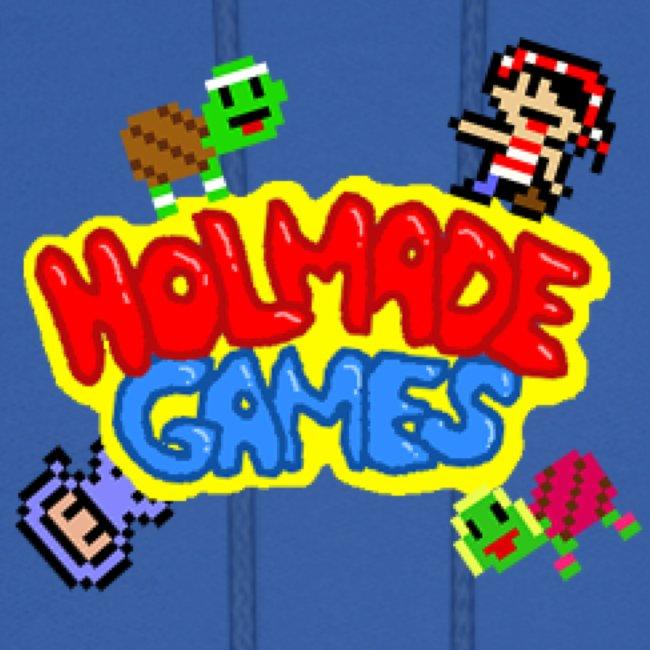 Holmade Games Logo Hoodie
