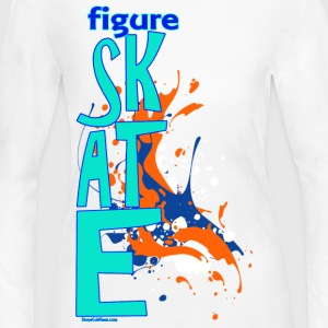 figureskate  - Women's Long Sleeve Jersey T-Shirt