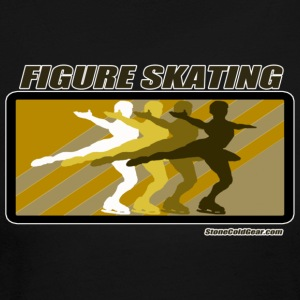 Figure  skating Long Sleeve Shirts - Women's Long Sleeve Jersey T-Shirt