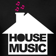 Black House Music T-Shirts