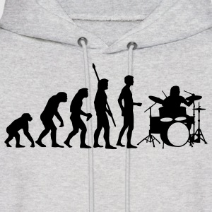 Ash  evolution_drummer_b_1c Hoodies - Men's Hoodie