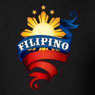 Design ~ Men's Definitely Filipino Shirt (Choose Your Color)