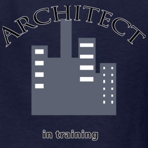 Architect in Training - Kids' T-Shirt