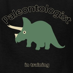 Paleontologist in Training