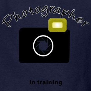Photographer in Training - Kids' T-Shirt