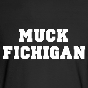 Black Muck Fichigan Men - Men's Long Sleeve T-Shirt