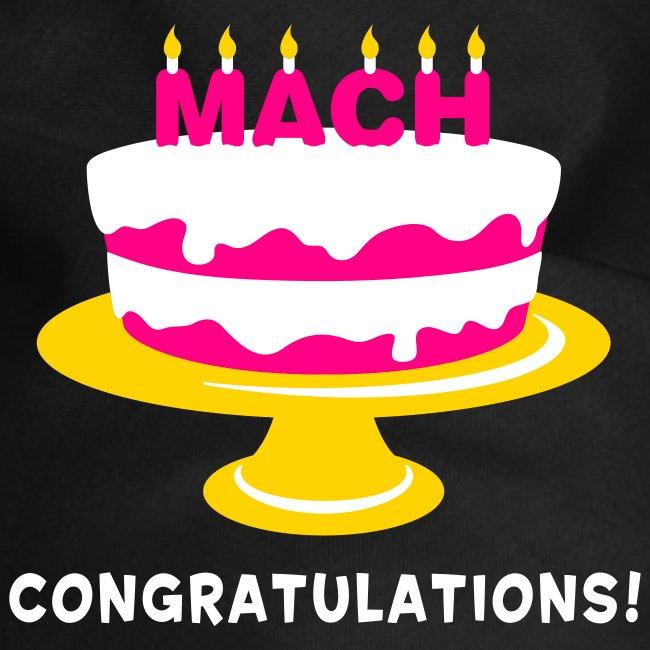 MACH Cake Dog Bandana