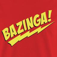 Design ~ BAZINGA T-Shirt - Flex Design