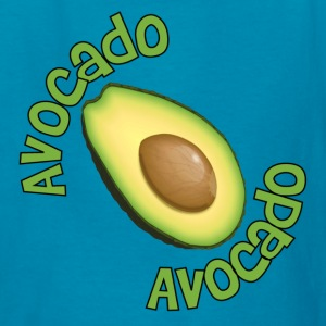 Orange Avocado Kids' Shirts - Kids' T-Shirt