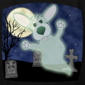 Spooky Corgi Graveyard Ghost Child's T-Shirt - Kids' T-Shirt