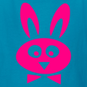 Yellow Easter Playboy Bunny Kids' Shirts - Kids' T-Shirt