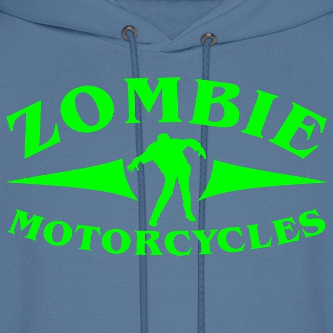 Zombie Motorcycles Hood
