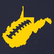 Design ~ WV Football Hoodie