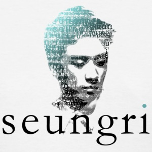 Big Bang - Seungri Typography - Women's T-Shirt