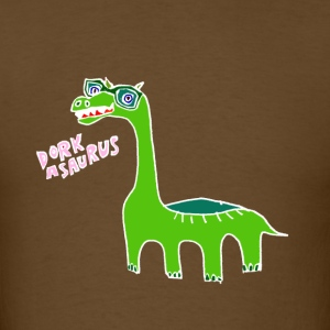 The Dorkasaurus T-Shirts - Men's T-Shirt
