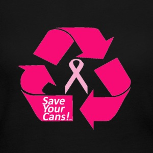 save your cans  Long Sleeve Shirts - Women's Long Sleeve Jersey T-Shirt