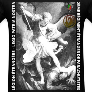 2 REP - Saint Michael - Men's T-Shirt