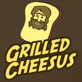 Design ~ GRILLED CHEESUS Women's T-SHIRT