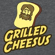Design ~ GRILLED CHEESUS Women's T-SHIRT