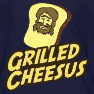 Design ~ GRILLED CHEESUS Kids T-SHIRT
