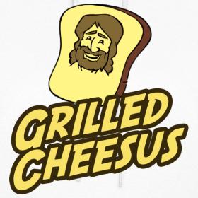 Design ~ GRILLED CHEESUS Women's Hoodie