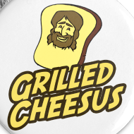Design ~ GRILLED CHEESUS Buttons
