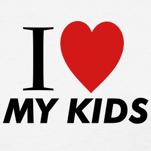 Love My Kids - Women's T-Shirt