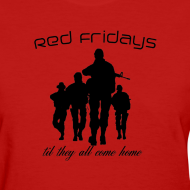 Design ~ Red Fridays - Soldiers