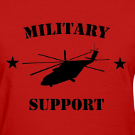 Design ~ Military Support